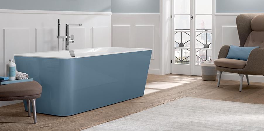Nettoyer et entretenir sa baignoire siehr - Comment blanchir sa baignoire ...