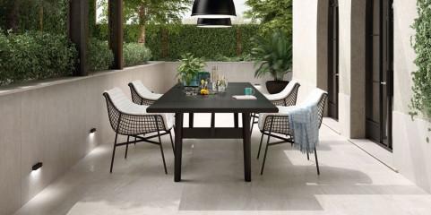 Le revêtement de sol idéal pour vos terrasses