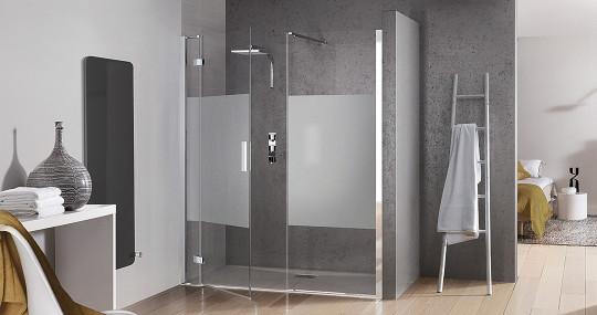 Cabines et parois de douches