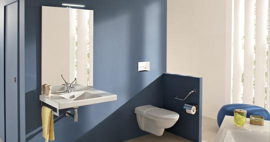 salle de bains pmr siehr. Black Bedroom Furniture Sets. Home Design Ideas