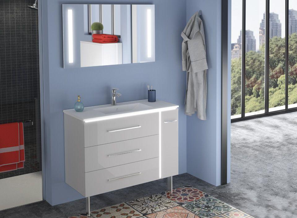 meuble salle de bain decotec