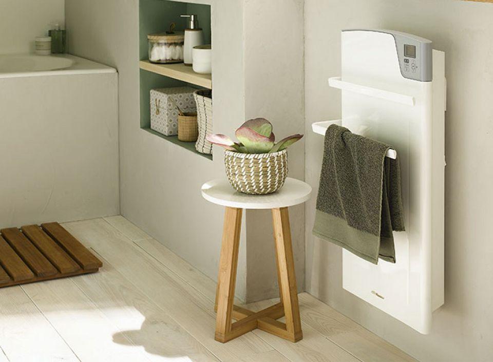 Sèche-serviettes petite salle de bains Kéa Atlantic | Siehr