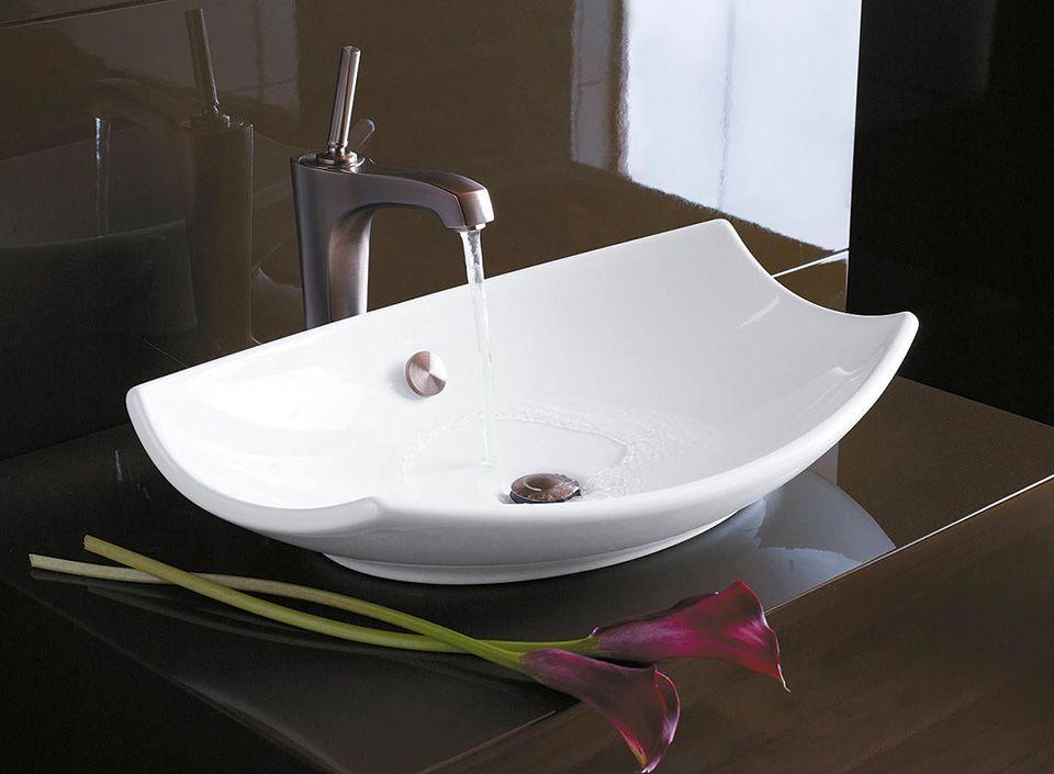jacob delafon lavabo Lavabos - vasques Salle de bains Leaf Jacob Delafon