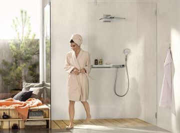 Douche Robinetterie ShowerTablet Select 700 Hansgrohe