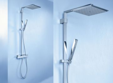 Hydrothérapie Robinetterie Euphoria cube system Grohe
