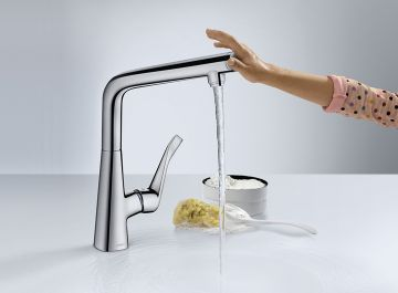 Robinetterie Cuisine Metris Hansgrohe