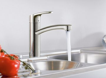 Robinetterie Cuisine Focus Hansgrohe