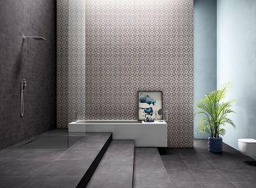Carrelage de salle de bains siehr for Pavigres carrelage