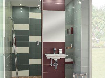 Salle de bains Carrelage Creative System 4.0 Villeroy & Boch