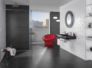 Salle de bains Carrelage Monochrome Magic Villeroy & Boch
