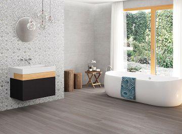 Salle de bains Carrelage Atelier Colorker