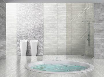 Salle de bains Carrelage Shabby Wall La Fenice