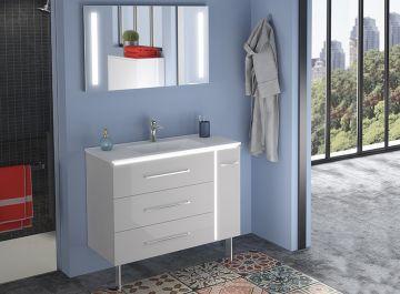Meubles de salle de bains siehr Destockage meuble salle de bain
