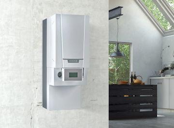 Pompes à chaleur Énergies renouvelables Alezio Hybrid De Dietrich