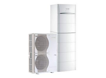 Pompes à chaleur Énergies renouvelables HPI Hybrid De Dietrich