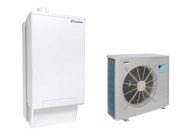 Pompes à chaleur Énergies renouvelables Altherma Hybride Daïkin