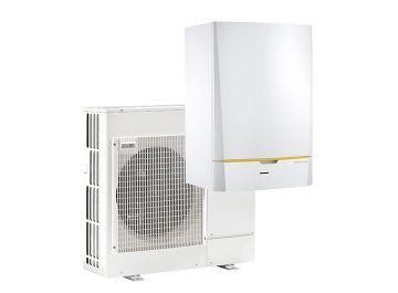 Pompes à chaleur Énergies renouvelables HPI De Dietrich