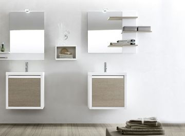 Meubles Salle de bains Clever Inda