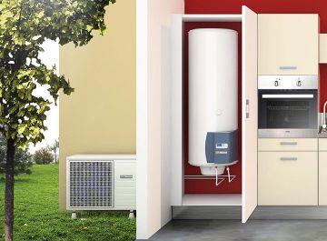 CE thermodynamique Énergies renouvelables Aeromax-split-unite-exterieure Thermor