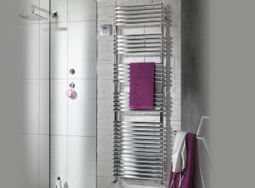 Sèche serviette Chauffage Cala plus air ABK