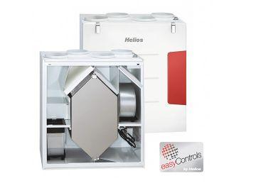 Ventilation Électricité KWL-EC 200/300/500 Helios