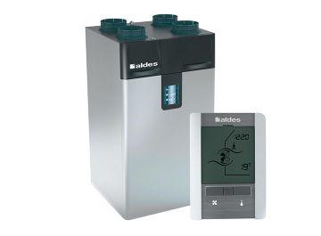 Ventilation Électricité Deefly Cube 300/370 Aldès