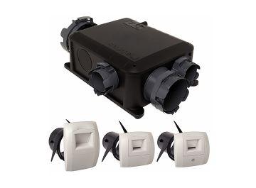 Ventilation Électricité Bahia compact micro-watt Aldès