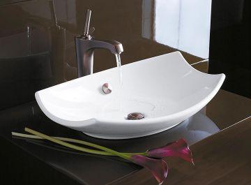 Lavabos / vasques Salle de bains Leaf Jacob Delafon