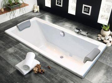 Baignoires Salle de bains Quadra Aquarine