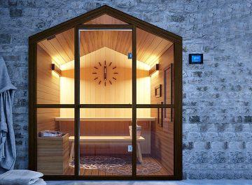 Sauna Bien-être HSH Sauna Glass