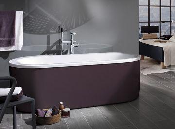 Baignoires Salle de bains Loop & friends Villeroy & Boch