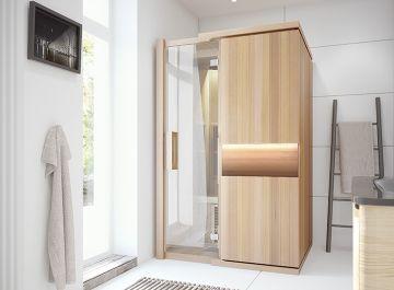 Sauna Bien-être Stockholm Collin Arredo