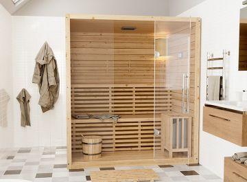 Sauna Bien-être Quebec Collin Arredo