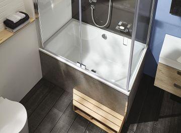 Baignoires Salle de bains Capsule Jacob Delafon
