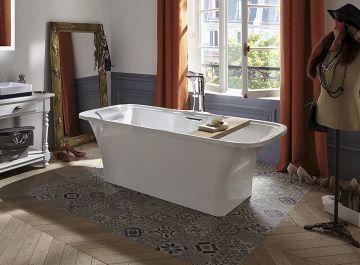 Baignoires Salle de bains Elite ilôt Jacob Delafon