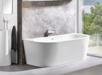 Baignoires Salle de bains CombiWand jacuzzi