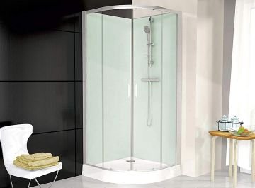 Cabines et parois de douches Salle de bains Corail 3 Leda