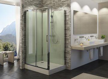 Cabines et parois de douches Salle de bains Modul'R Sanswiss
