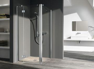 Cabines et parois de douches Salle de bains Liga li str/l + twd Rothalux