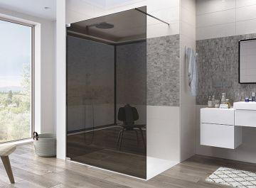 Cabines et parois de douches Salle de bains Kinequartz ouvert Kinedo