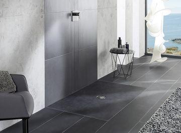 Receveurs de douche Salle de bains Subway infinity Villeroy & Boch