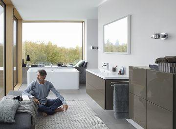 Collections Salle de bains P3 Comforts Duravit
