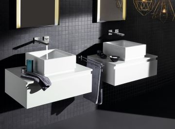 Lavabo - vasque Robinetterie Joy 2 trous Grohe