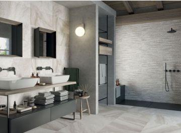 Salle de bains Carrelage Evoluta Piemme