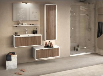 Meubles Salle de bains Ultra Cadra Delpha