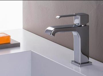 Lavabo - vasque Robinetterie Mitigeur lavabo Quadrata Cristina
