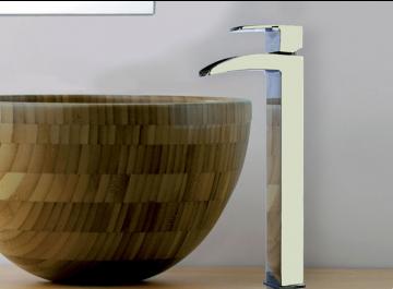Lavabo - vasque Robinetterie Lothus - Mitigeur lavabo rehaussé Paini