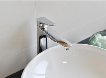 Lavabo - vasque Robinetterie Clivia - Mitigeur lavabo rehaussé Vigour