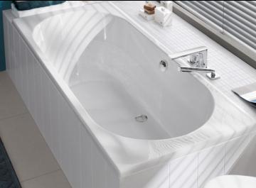Baignoires Salle de bains O'Novo Villeroy & Boch