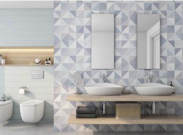 Salle de bains Carrelage Raphaelle Roca